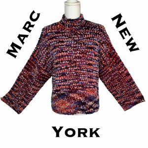 Marc New York Boucle Pullover Sweater NWT Size M